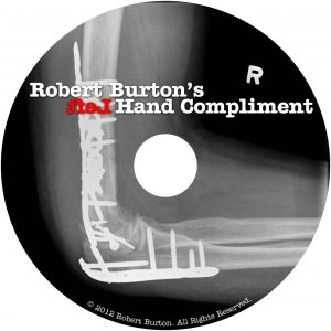 Robert Burton's Cd Label