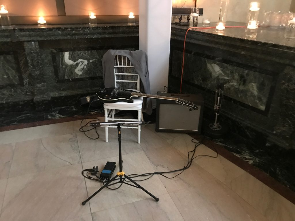 solo Guitar set up
