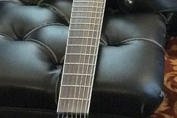 Seven String Guitar Solo Guitar Winnipeg